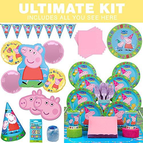 Peppa Pig Ultimate Kit (Serves 8)