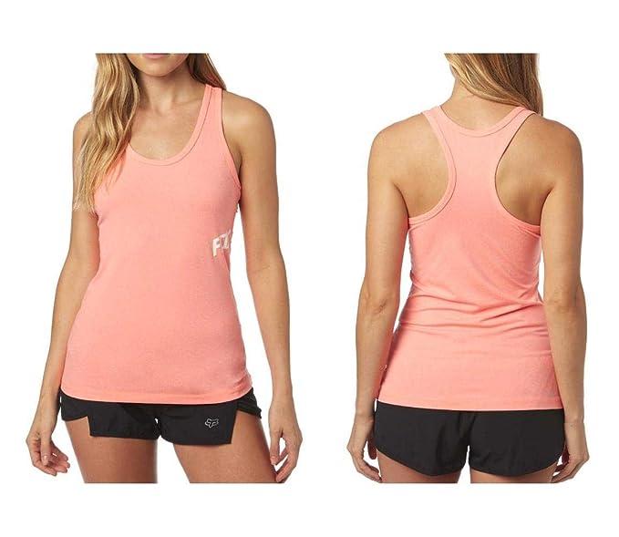 2d2107ba Amazon.com: Fox Instant Tech Womens Tank Top: Clothing