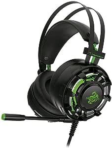 Headset Gamer Hoopson Champion 7.1 Sound Effect Vibração
