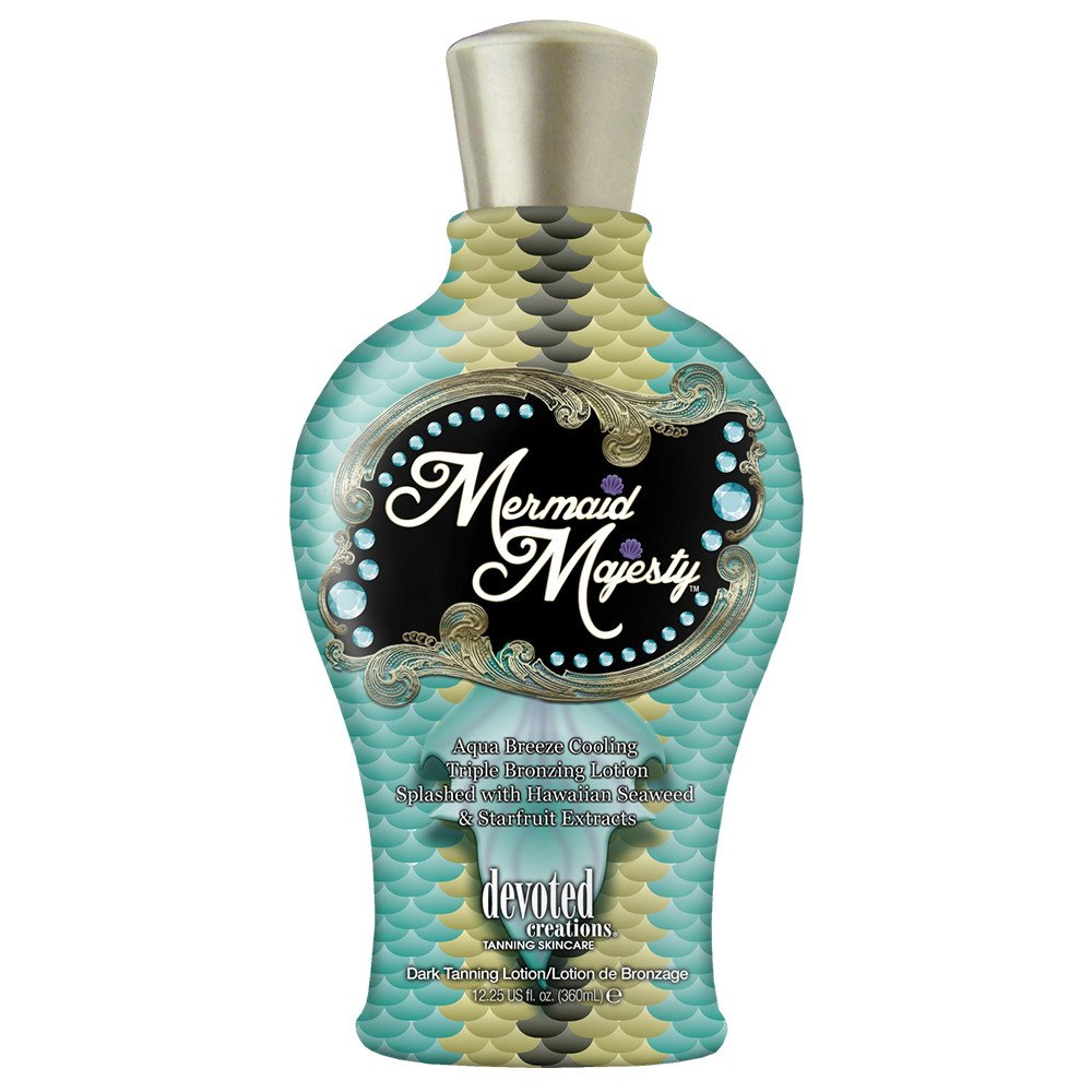 Devoted Creations MERMAID MAJESTY Cooling Bronzer - 12.25 oz.