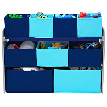 Awesome Kids Playroom Storage Cubbies Toys Organizer Toddler Childrens Storage  System Cabinet Chest Baskets Furniture For Girls