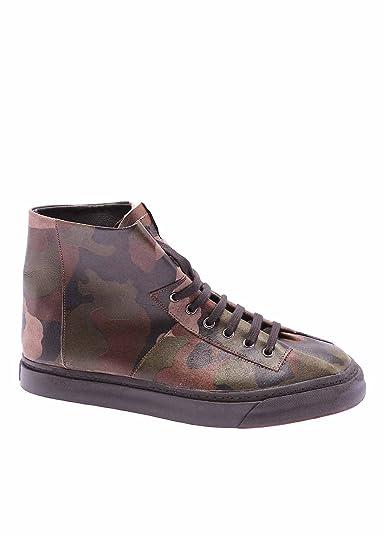 4c787e402fe Serafini Men's Shoes Ankle Boots Advanced Illadelph Mimetic Military Italy  New: Amazon.co.uk: Shoes & Bags