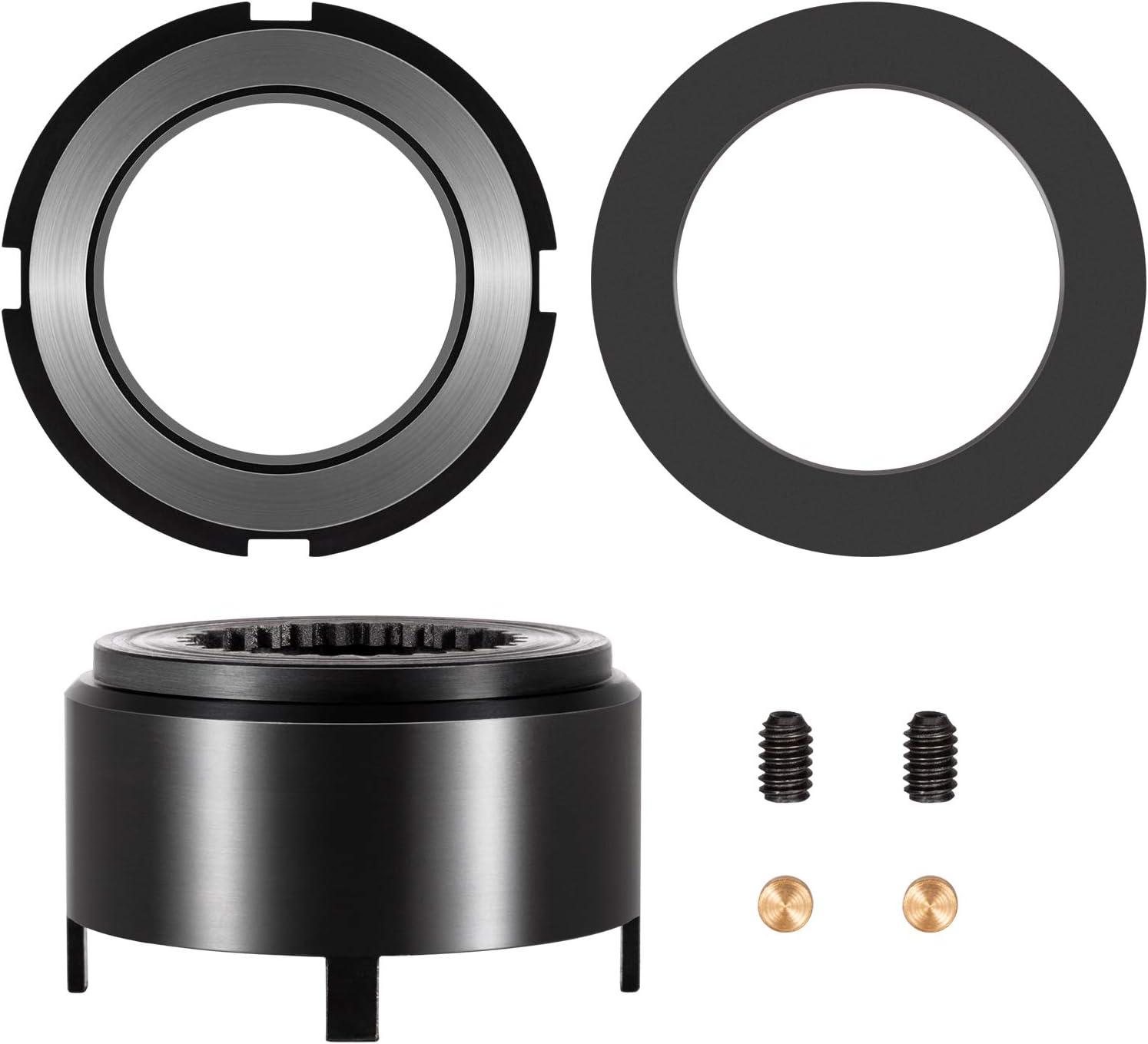 For Dodge Ram 2500 /& 3500 4x4 5th Gear Lock Nut Retainer Set 5.9L Cummins Gear Retainer/&Lock Nut