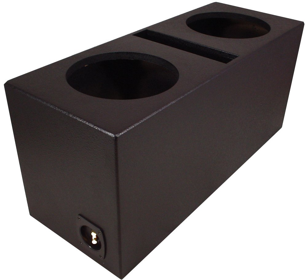 American Sound Connection HP212V-RL Vented 3/4-Inch Wood with Spray Liner Finish