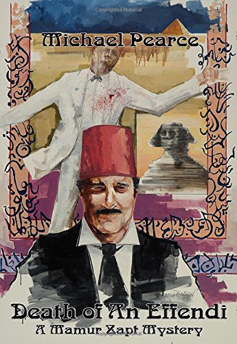 Book cover for Death of an Effendi