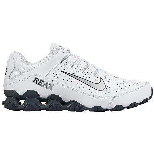 NIKE - REAX 8 TR - 616272 - Zapatillas deportivas - Hombre, Blanco / Gris, 43: Amazon.es: Zapatos y complementos