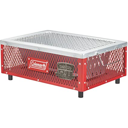 Amazon.com: Coleman Table parte superior – Barbacoa de ...