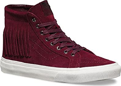 Amazon.com   Vans Sk8-Hi Moc (Suede