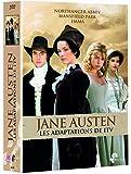 Coffret Jane Austen, les adaptations de ITV : Emma ; Mansfield Park ; Northanger Abbey