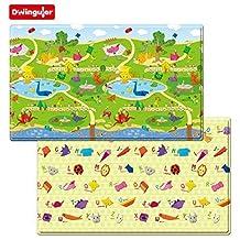 Dwinguler Amazing Origami Large Kid's Playmat by Dwinguler