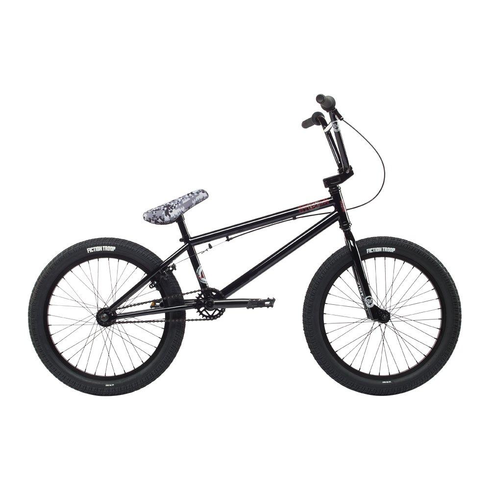 自転車 bmx STOLEN ストーレン CASINO BLACK IN BLACK 20インチ 完成車 完全組立 S061 B074KGSCBDBLACK-IN-BLACK CASINO