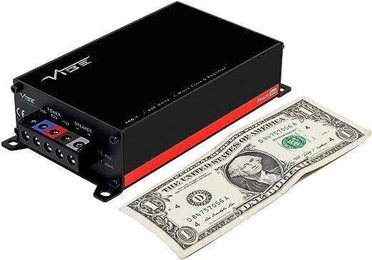 Vibe Powerbox Micro Mono Amplifier 1 X 400 W Navigation Car Hifi