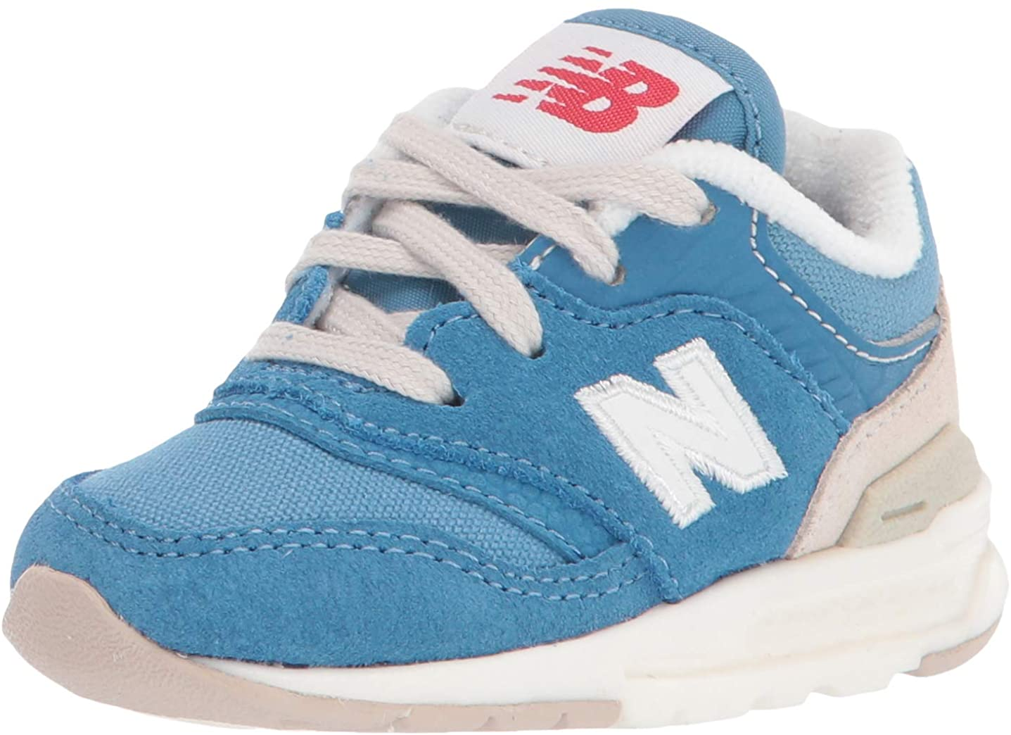 New Balance Kids' 997H V1 Lace-up Sneaker Some reservation Deluxe