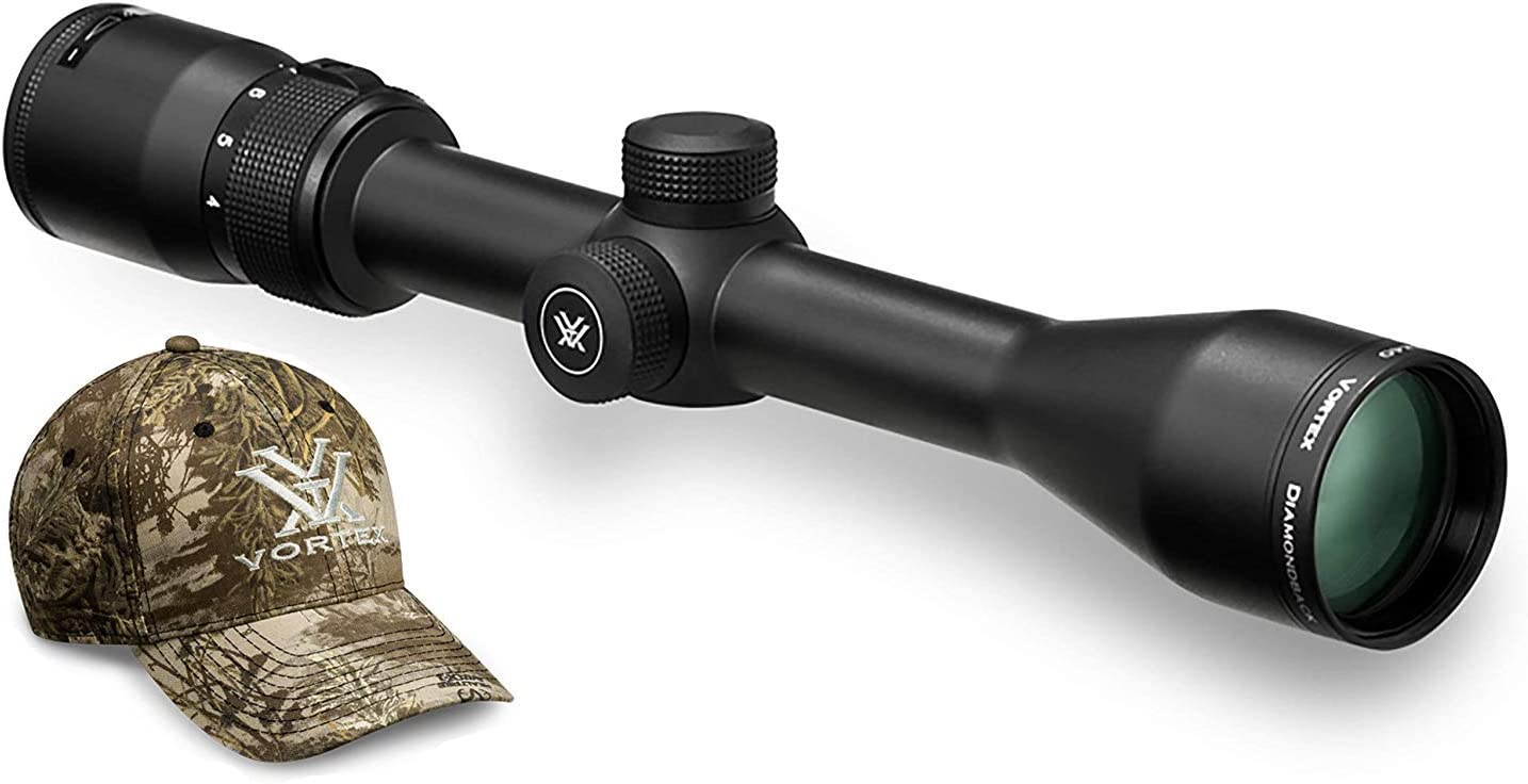1. Vortex Optics Diamond Black 4-20x40mm SFP Riflescope — Best Scope for AR-10