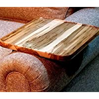 Sofa Arm Tray Table - Clip-on