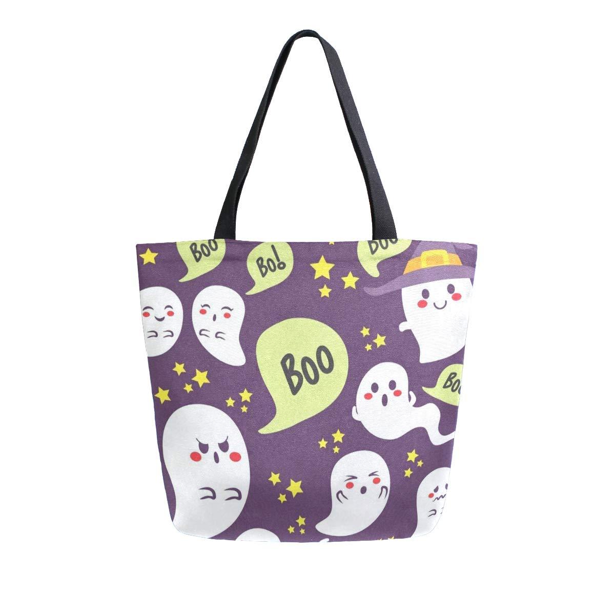 Canvas Tote Bag Cute...