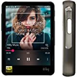 HiBy R3 Portable HIFI Music Player Bluetooth MP3 Player High Resolution Audio Player with Original Case (Black)