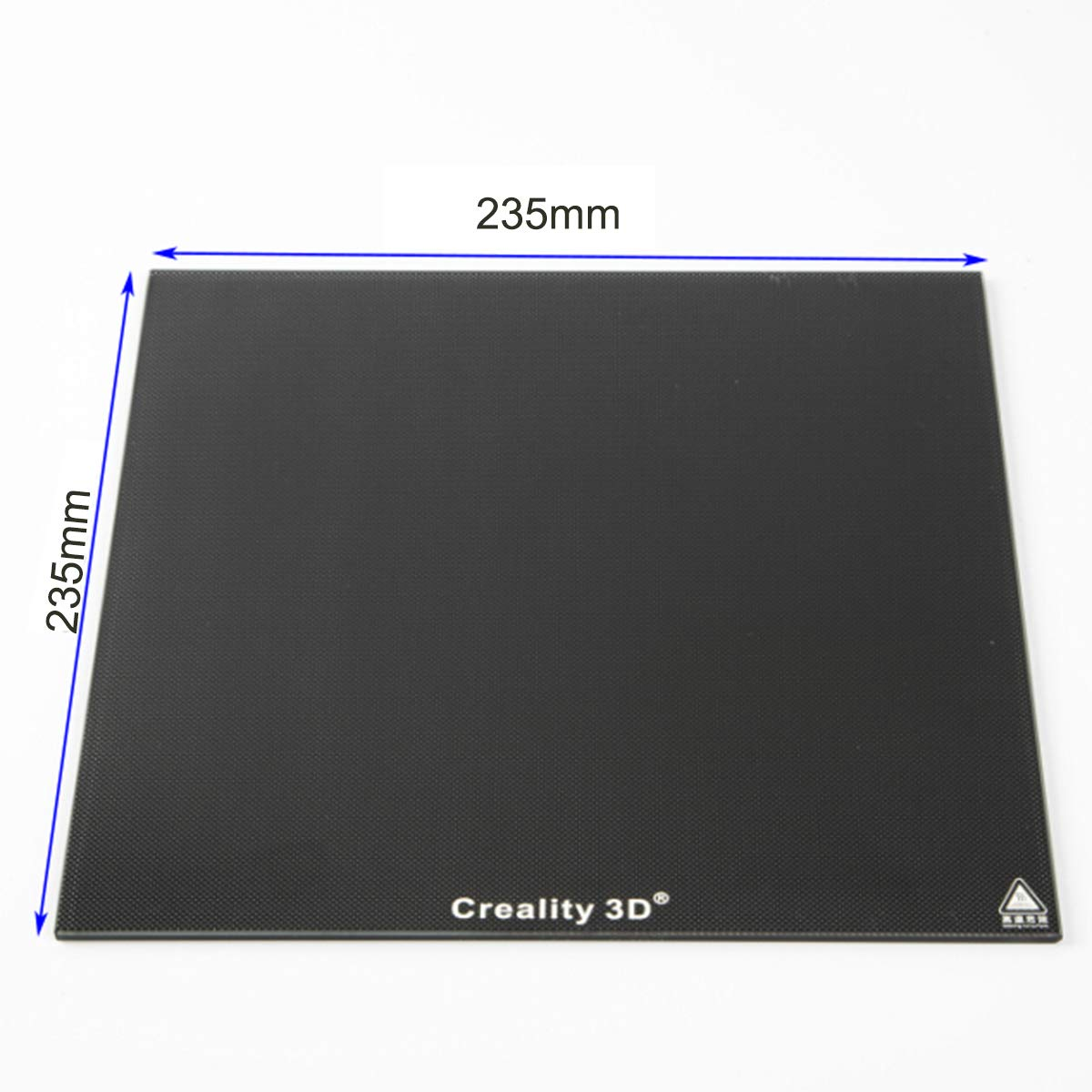 235-235mm New Creality 3D Ultrabase 3D Printer Platform Heated Bed Build Surface Glass Plate for CR-10 CR-10S … Shenzhen Creality 3D Technology Co. Ltd