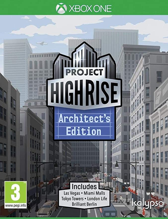 Project Highrise Architects Edition (Xbox One) (New): Amazon.es ...