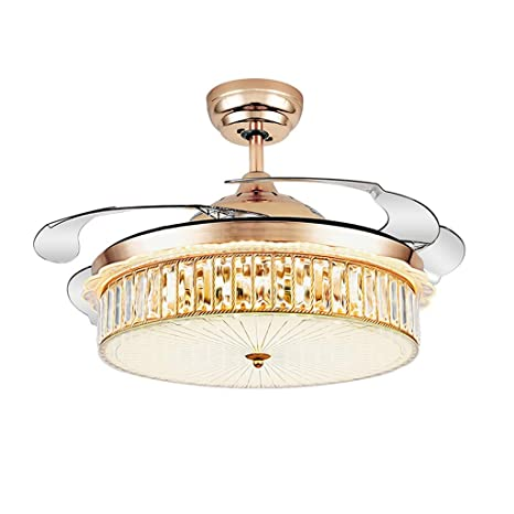 LOFAMI Techo Ventiladores Iluminación Interior de de AjRL345