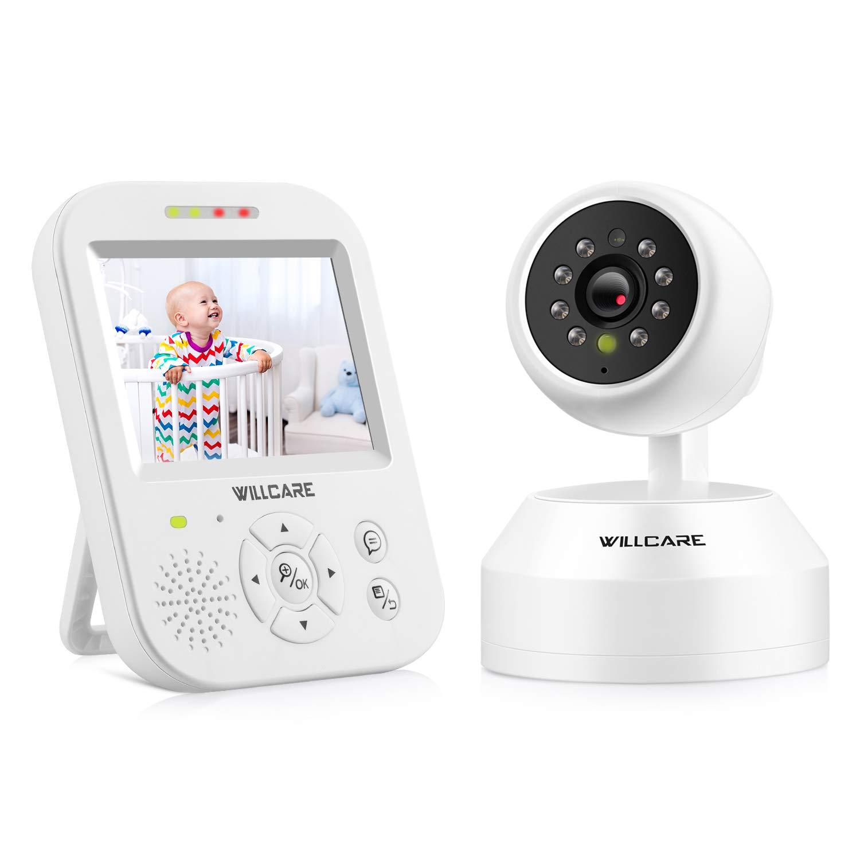 Audioline 900489 Baby Care 33 Babyphon mit digitaler Funkübertragun