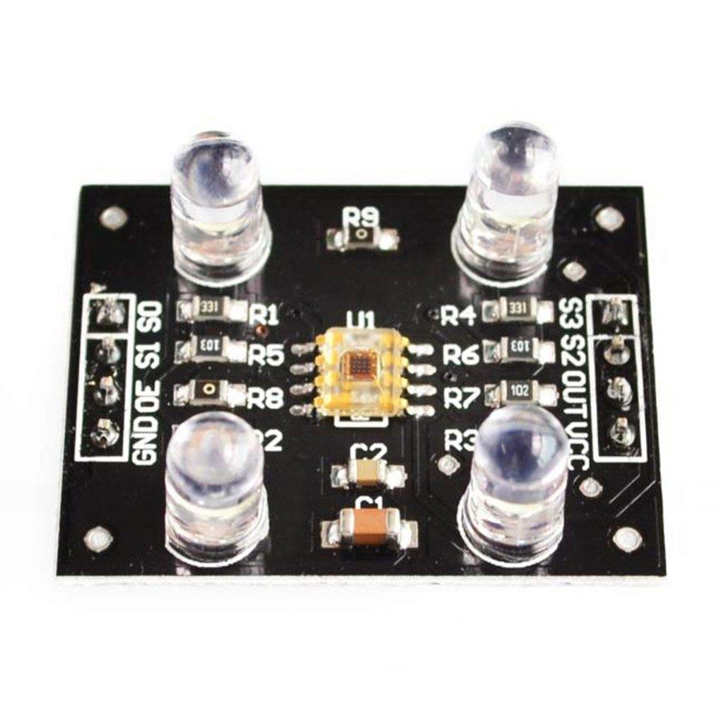 Morza TCS230 Color Sensor Color Recognition Modules Detector Modules Compatible for MCU Arduino