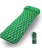 EKKONG Esterilla Inflable, Colchón de Aire Ultraligero Colchones Inflables, Impermeable Colchón Inflable para Camping