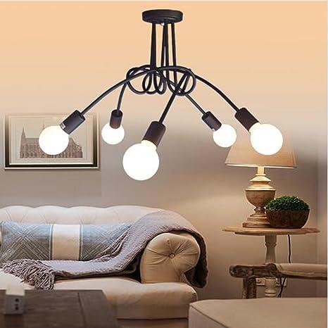 DPG Lighting Vintage Lámparas de techo Iluminación de techo ...