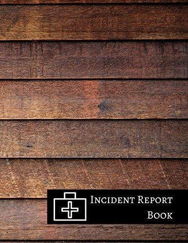 Incident Report Book