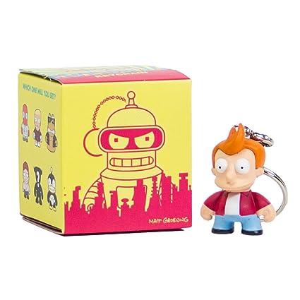 Amazon.com: Kidrobot Futurama, Serie Llavero: Toys & Games