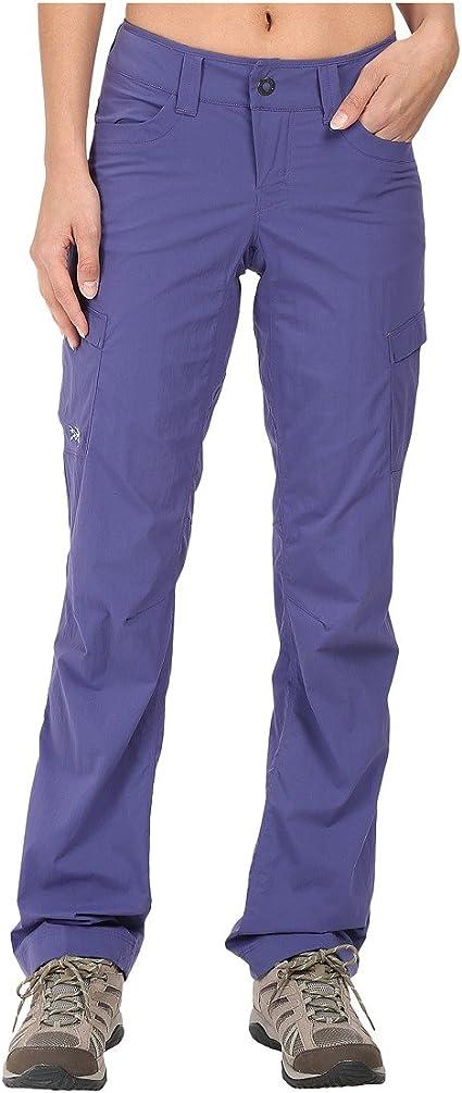 Arc/'teryx Women/'s Parapet Travelling Pants Past Season Model