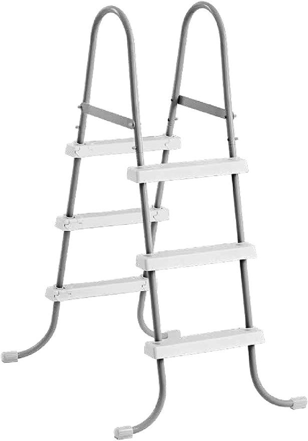 Escalera Para Piscina de 91cm. Intex 28056: Amazon.es: Juguetes y juegos