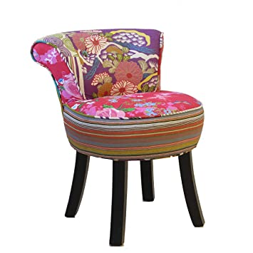Dressing Table Stools/Chairs/Low Back Padded Dressing Chair ...