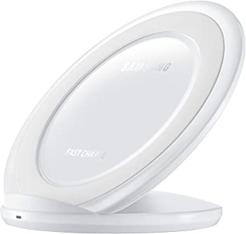 Samsung Qi Certified Wireless Charging Stand w/Wall Charger