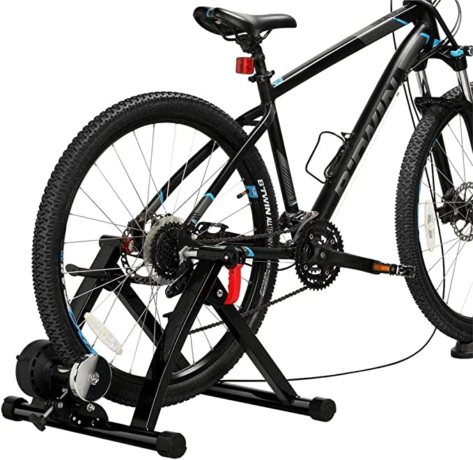 Yaheetech Rodillo Entrenamiento de Bicicleta Rodillo con 6 Niveles ...