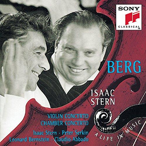Berg: Violin Concerto & Chamber Concerto ()