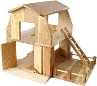 product image for Camden Rose Cherry Wood Farmhouse Barn