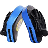TLBTEK 2PCS Curved Punching Mitts Boxing Pads Hand Target Boxing Pads Gloves Training Focus Pads Kickboxing Muay Thai…