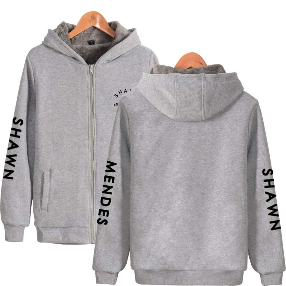 Imzoeyff Unisex Hoodie Rei szlig verschluss Mit Kapuze Sport Pullover,  Winter Warme Pullover Street Fashion ae87afcb31