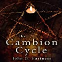 The Cambion Cycle: Quincy Harker Year Two Audiobook by John G. Hartness Narrated by James Anderson Foster