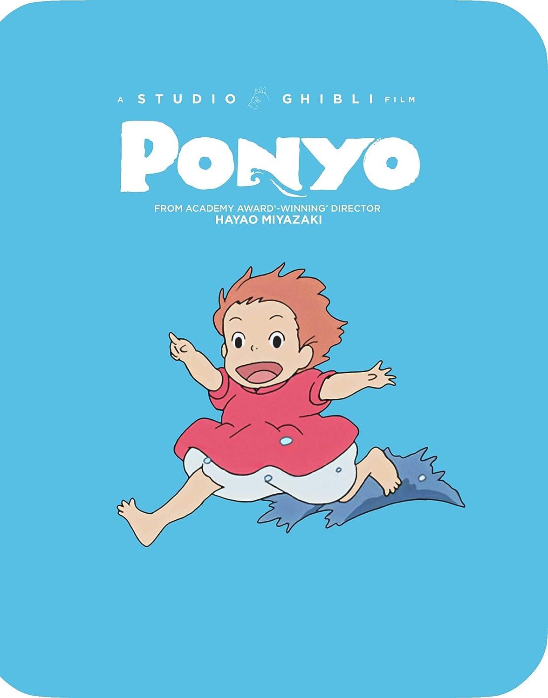 Ponyo Eng Dub Full