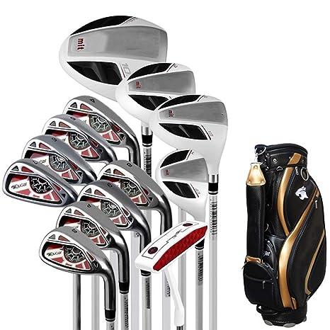 Byuru Juego de Combinación de Palos de Golf 13 Cabeza de ...