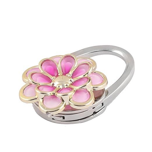 Amazon.com: eDealMax Patrón Floral Matal monedero de las ...