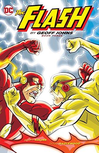 The Flash By Geoff Johns Book Three