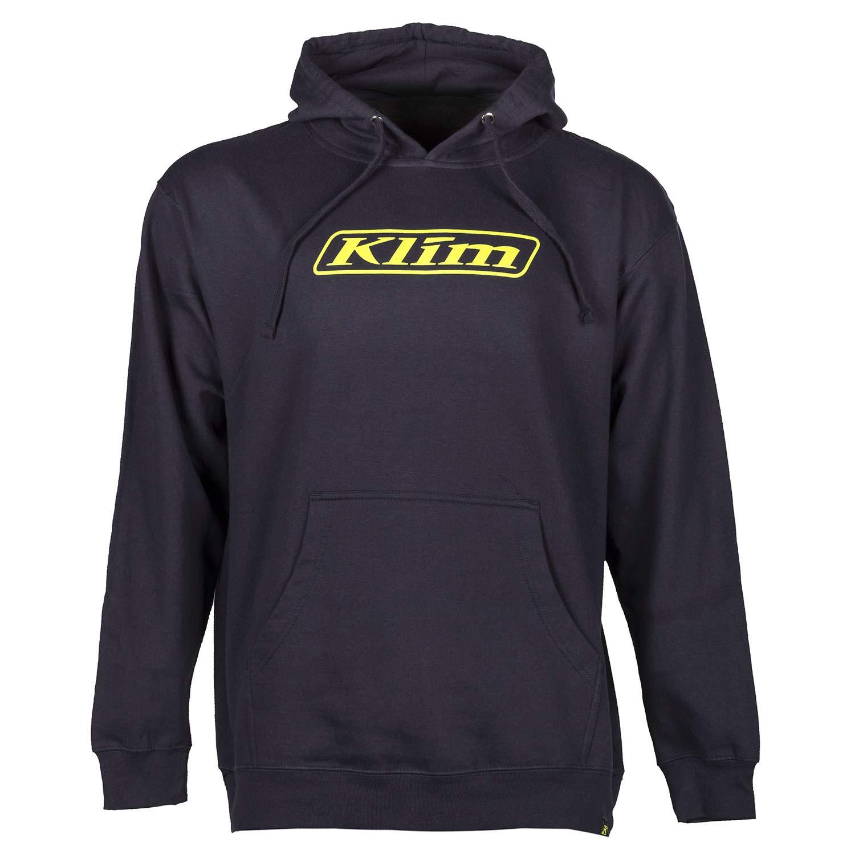 KLIM Word Pullover Hoodie 2X Matte Black