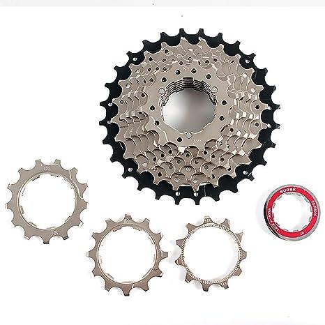 Amazon com : VoguSaNa Bicycle 10 Speed Cassette Bike Components