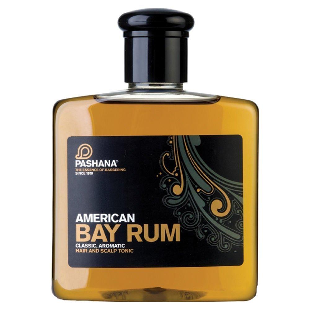 Pashana American Bay Rum Hair Tonic (250ml) PAS005