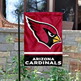 WinCraft Arizona Cardinals Double Sided Garden Flag