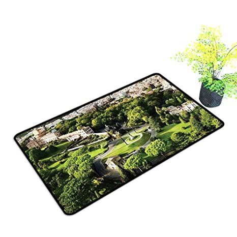 Amazon com: gmnalahome Super Absorbs Mud Doormat Italy Vatican