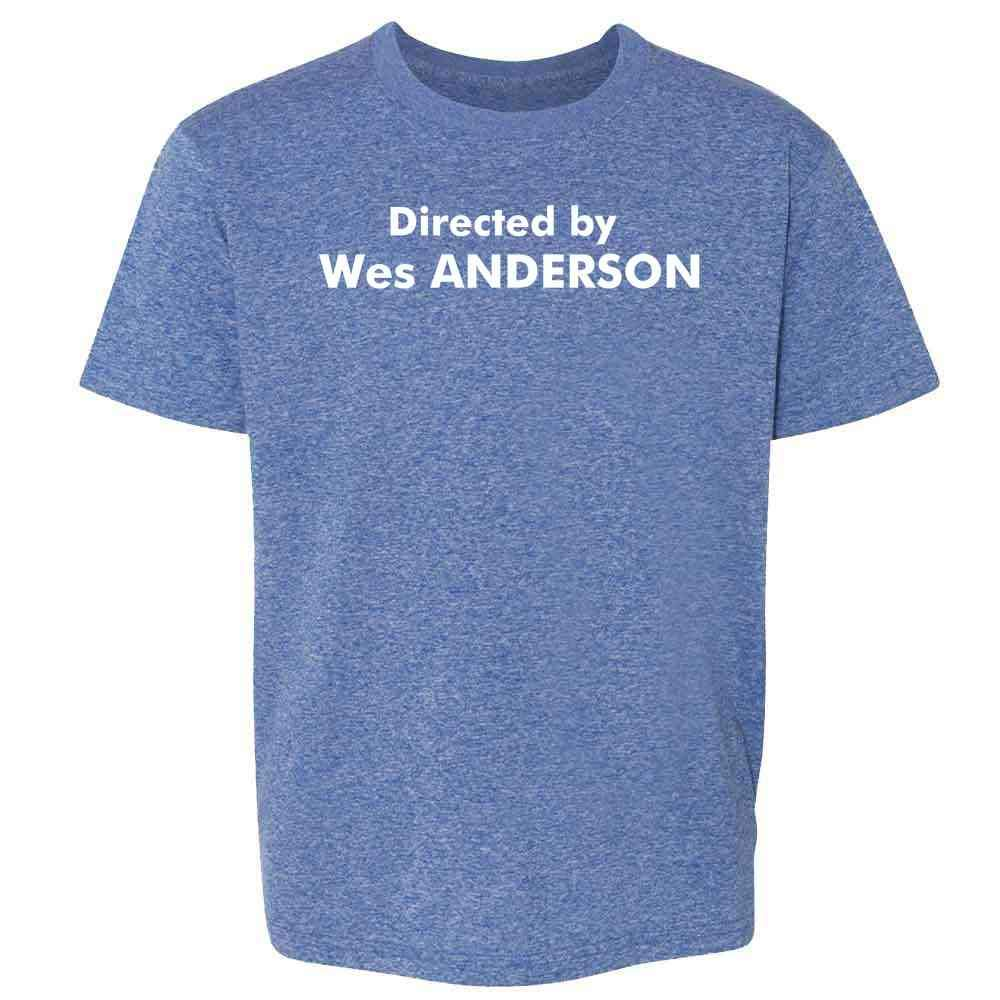 Directed By Wes Anderson Girl Boy Shirts